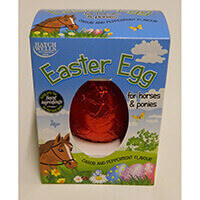 Easter Egg for Horses - Carob and Peppermint