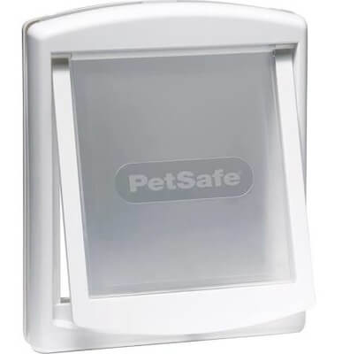 Staywell 740 White Cat Flap