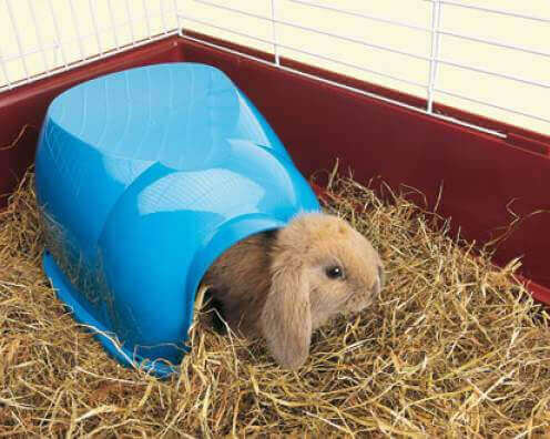 Savic Rabbit Cocoon Hideout and Bed