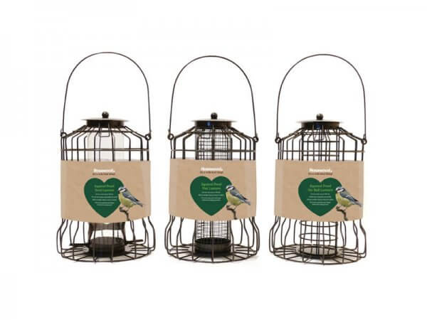 Rosewood Squirrel Proof Fat Ball Feeder