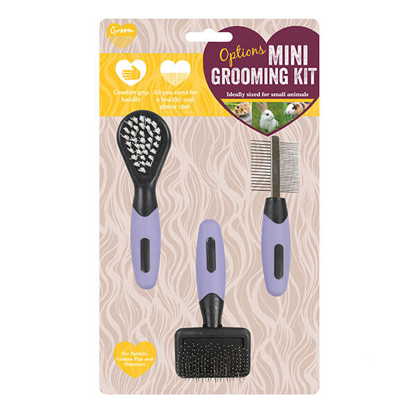 Rosewood Small Animal Grooming Kit