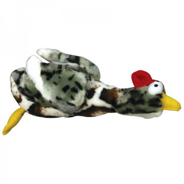 Rosewood Quackers Duck Plush Dog Toy