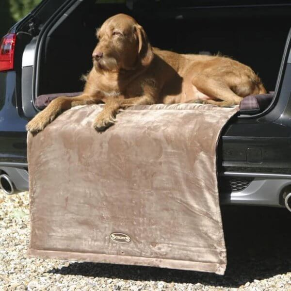 Balmoral Car Boot Dog Bed
