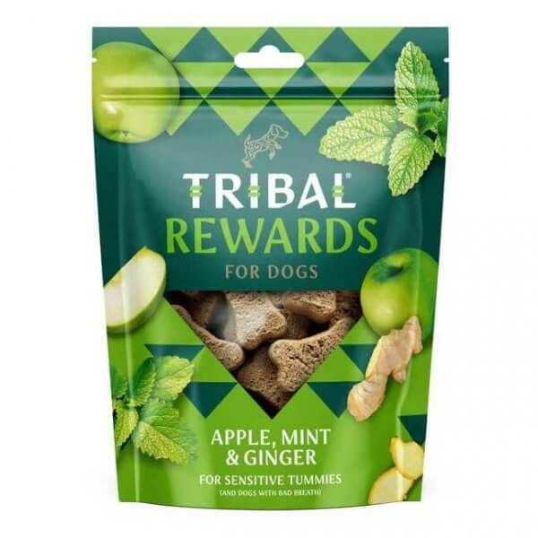 Tribal Dog Treats Apple Mint Ginger